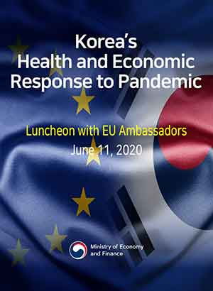 Korea's Health & Economic Response to Pandamic