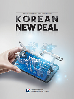 Natlonal Strategy for a Great Transformation - KOREAN NEW DEAL